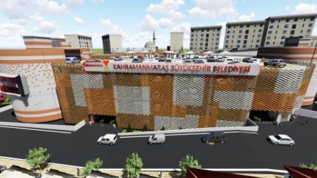 Arasa Otopark Projesi